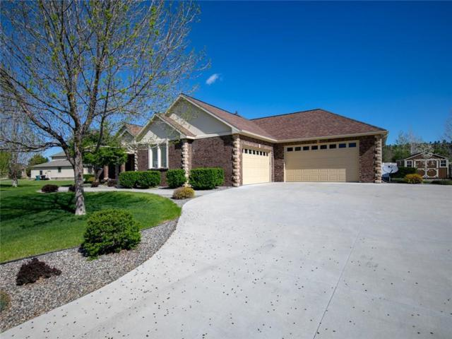3965 Woodcreek Drive, Billings, MT 59106 (MLS #293082) :: Search Billings Real Estate Group