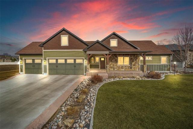 5857 Autumnwood Drive, Billings, MT 59106 (MLS #293109) :: Search Billings Real Estate Group