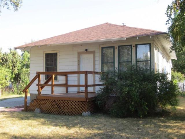 608 & 610 Cook Avenue, Billings, MT 59101 (MLS #294222) :: Search Billings Real Estate Group