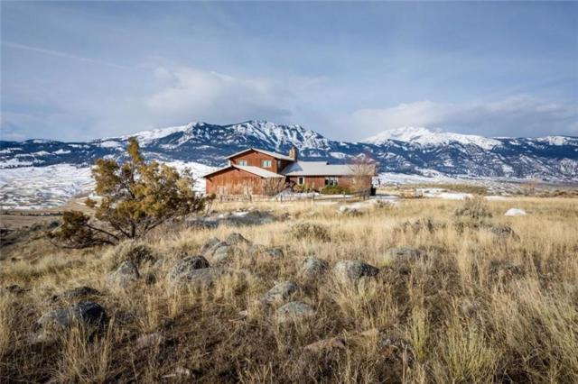 8 Above The Rest, Gardiner, Other-See Remarks, MT 59030 (MLS #294288) :: Realty Billings