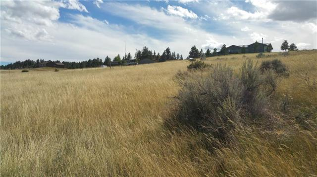 TBD9 Old Hardin Road, Billings, MT 59101 (MLS #294296) :: Search Billings Real Estate Group