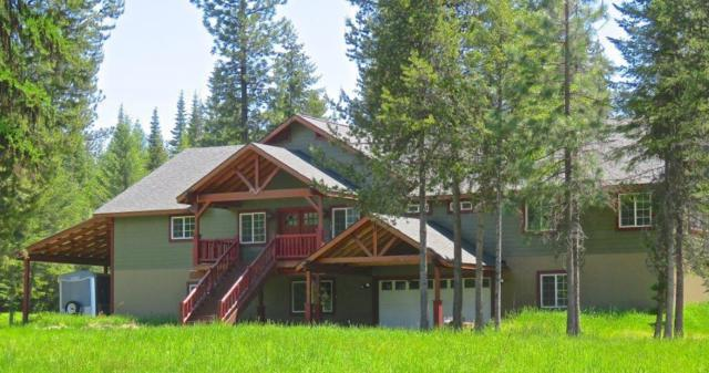 44 Copper Ridge Road, Trout Creek, Other-See Remarks, MT 59874 (MLS #294364) :: Search Billings Real Estate Group