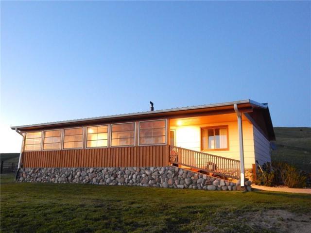 984 Red Lodge Creek Rd, Red Lodge, MT 59068 (MLS #294400) :: Realty Billings