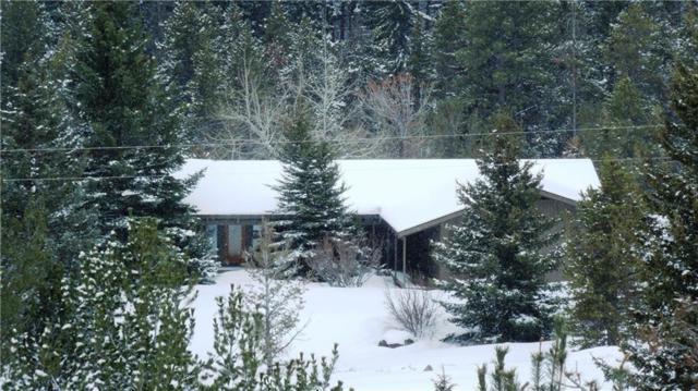 3 Silver Run Road, Red Lodge, MT 59068 (MLS #294412) :: Realty Billings