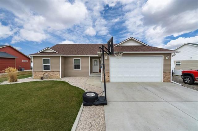1282 Crystal Lake Lane, Billings, MT 59105 (MLS #294451) :: Search Billings Real Estate Group