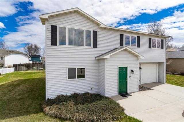 23 S 38TH Street W, Billings, MT 59102 (MLS #294515) :: Realty Billings