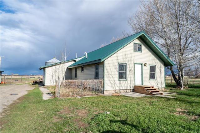 2857 N 14th Road, Worden, MT 59088 (MLS #294573) :: Search Billings Real Estate Group