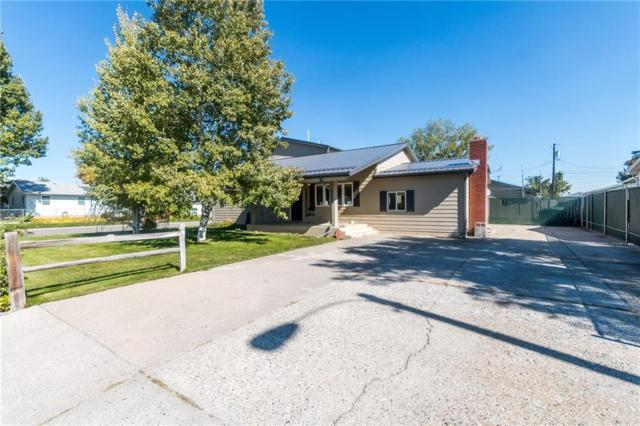 927 N Crow Avenue, Hardin, MT 59034 (MLS #294577) :: Realty Billings