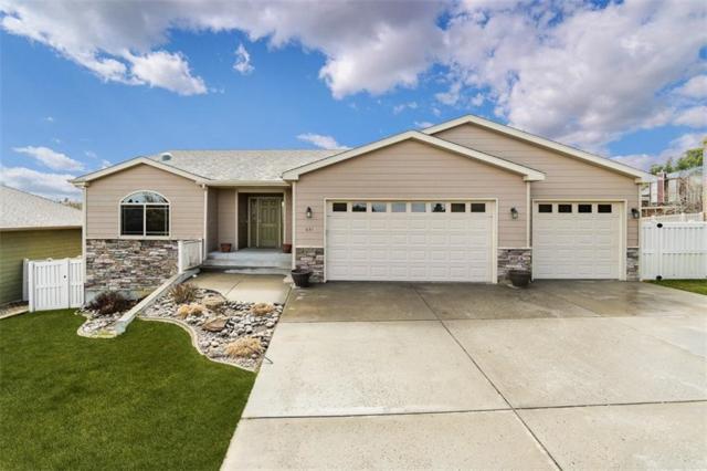 631 Tumblweed Drive, Billings, MT 59105 (MLS #294589) :: Search Billings Real Estate Group