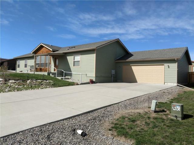 3636 Darrah Drive, Huntley, MT 59037 (MLS #294595) :: Search Billings Real Estate Group