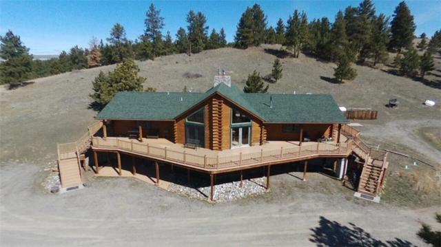 17 Horse Apple Road, Columbus, MT 59019 (MLS #294626) :: The Ashley Delp Team