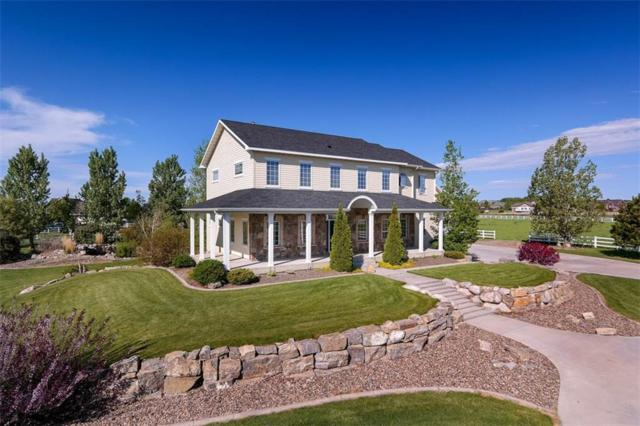 1800 Pheasant Brook Drive, Laurel, MT 59044 (MLS #294628) :: Search Billings Real Estate Group