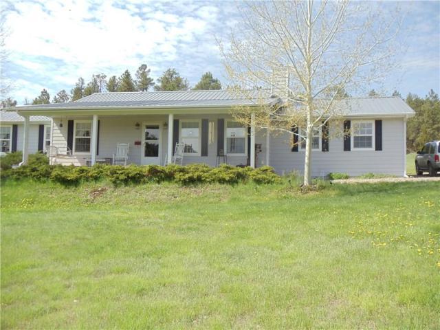 3 Jeffery Mine Rd., Roundup, MT 59072 (MLS #294828) :: Search Billings Real Estate Group