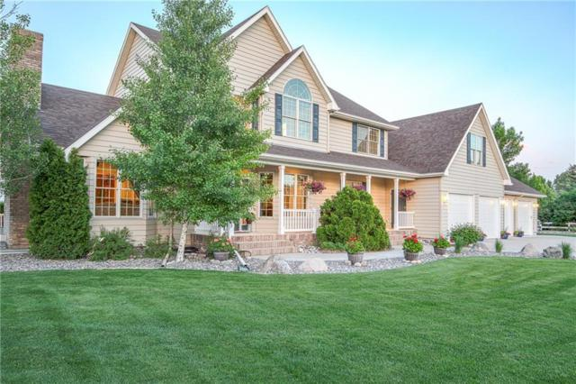 885 Bluegrass Drive E, Billings, MT 59106 (MLS #294891) :: Search Billings Real Estate Group