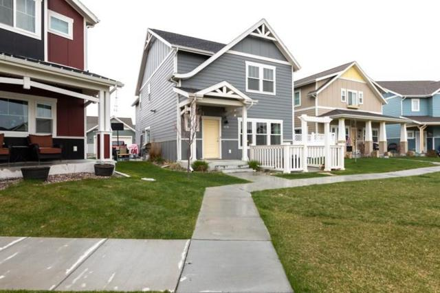 1636 Hollyhock Street, Billings, MT 59101 (MLS #294902) :: The Ashley Delp Team