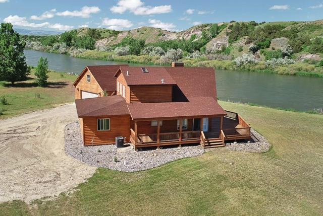 367 River Bend Road, Fort Smith, MT 59035 (MLS #296005) :: The Ashley Delp Team