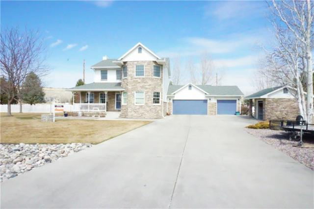1365 Timothy, Billings, MT 59106 (MLS #296021) :: Search Billings Real Estate Group