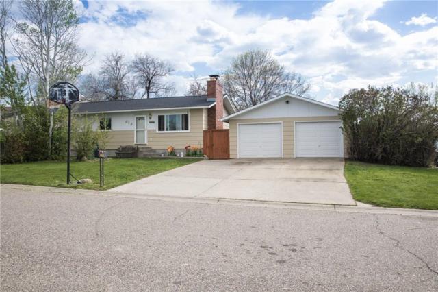 618 Brookwood Drive, Billings, MT 59101 (MLS #297155) :: Realty Billings