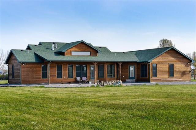 1 Yellowstone Bluff Road, Park City, MT 59063 (MLS #297184) :: Realty Billings