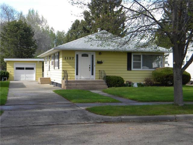 1127 Avenue D, Billings, MT 59102 (MLS #297201) :: Search Billings Real Estate Group