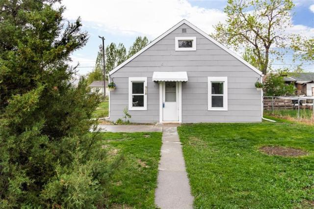908 S 28th Street, Billings, MT 59101 (MLS #297253) :: The Ashley Delp Team