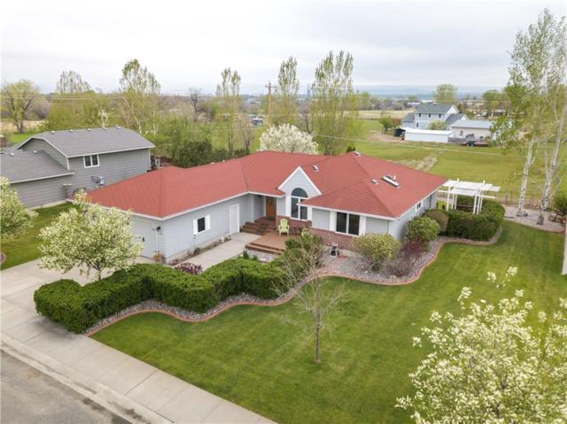 1508 W Maryland Ln, Laurel, MT 59044 (MLS #297292) :: Realty Billings