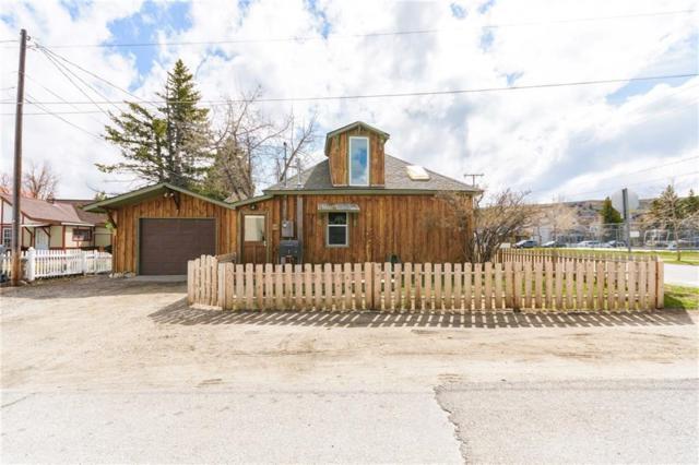 109 14th Street W, Red Lodge, MT 59068 (MLS #297354) :: Realty Billings