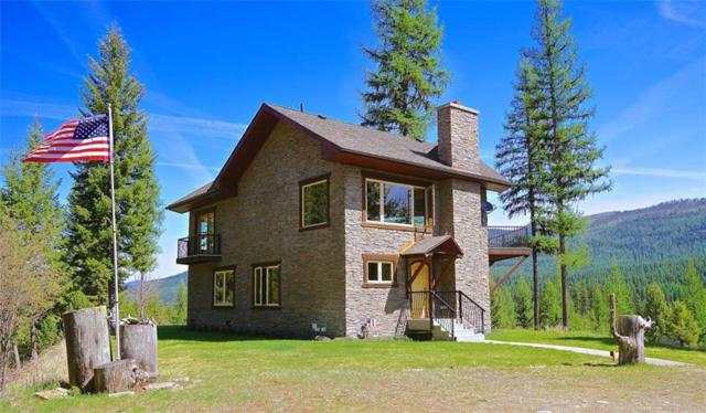33452 Yaak River Rd, Yaak, Other-See Remarks, MT 59935 (MLS #297367) :: Search Billings Real Estate Group