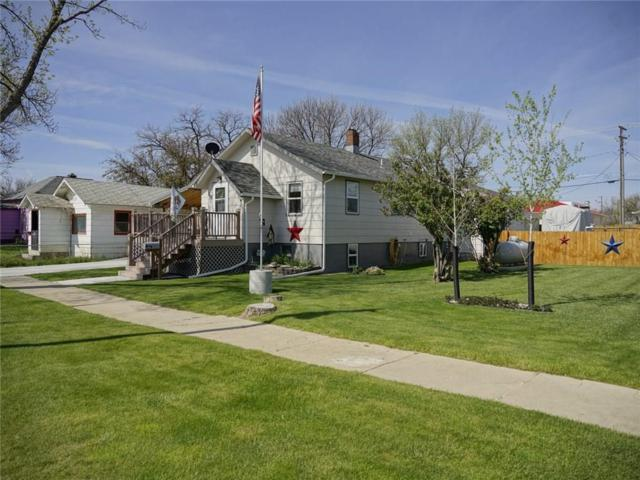 811 First Street East Street E, Roundup, MT 59072 (MLS #297421) :: The Ashley Delp Team