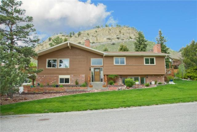 3160 Marguerite Boulevard, Billings, MT 59102 (MLS #297540) :: The Ashley Delp Team