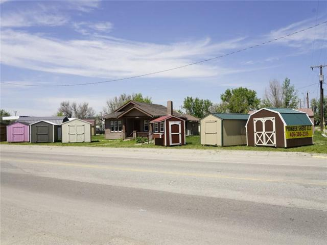 619 2nd Avenue West, Roundup, MT 59072 (MLS #297633) :: Search Billings Real Estate Group