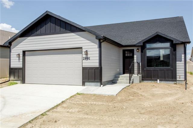 2991 W Copper Ridge Loop, Billings, MT 59106 (MLS #297635) :: The Ashley Delp Team