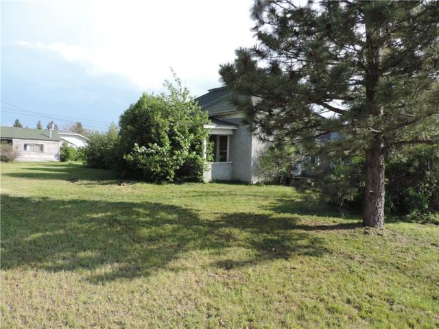 401 W 2nd Ave., Big Timber, MT 59011 (MLS #297737) :: Search Billings Real Estate Group