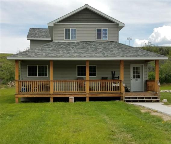 720 N Cooper Avenue, Red Lodge, MT 59068 (MLS #297768) :: The Ashley Delp Team