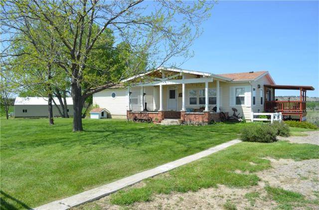 3085 Thomas Canal Road, Pompeys Pillar, MT 59064 (MLS #297851) :: Search Billings Real Estate Group