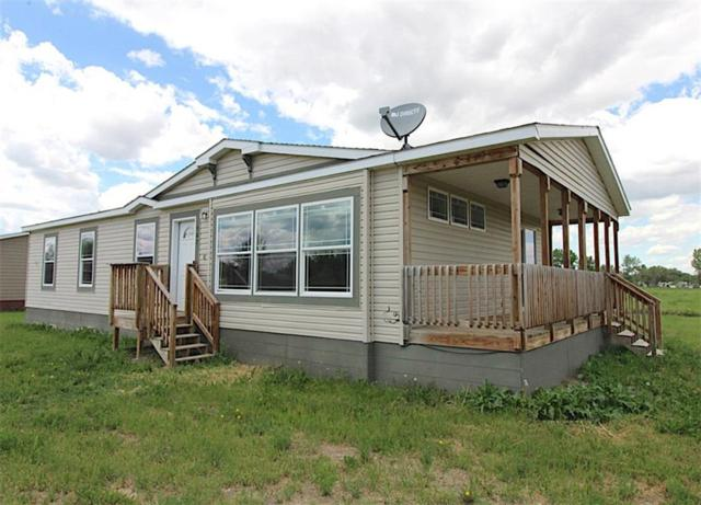 907 Gallatin Street, Glendive, MT 59330 (MLS #297876) :: The Ashley Delp Team