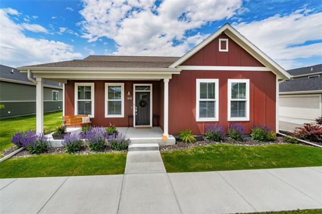 1612 Hidden Cove Lane, Billings, MT 59101 (MLS #297906) :: The Ashley Delp Team