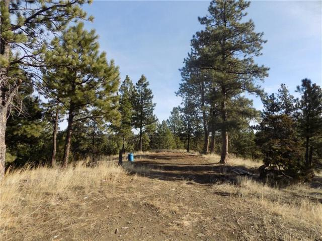 Lot # 83 Haystack Coulee Road, Reed Point, MT 59069 (MLS #297955) :: The Ashley Delp Team