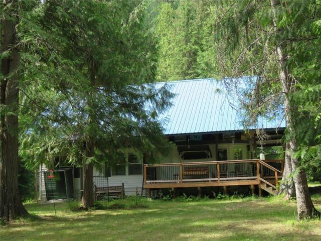 14393 Yaak River Road, Yaak, Other-See Remarks, MT 59935 (MLS #298091) :: MK Realty