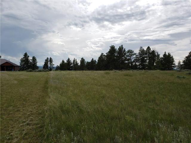 Lot 27 Ponderosa Ridge Road, Columbus, MT 59019 (MLS #298093) :: The Ashley Delp Team