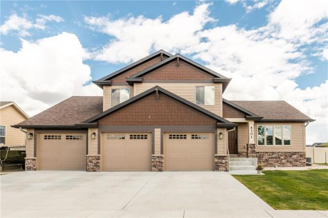 5301 Sundance Mountain Circle, Billings, MT 59106 (MLS #298114) :: The Ashley Delp Team