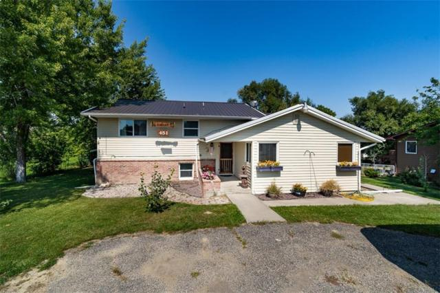 451 S Lakeview Drive, Billings, MT 59105 (MLS #298133) :: The Ashley Delp Team