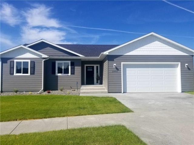 2992 W Copper Ridge Loop, Billings, MT 59106 (MLS #298180) :: Search Billings Real Estate Group
