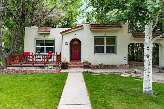 620 Lewis Ave, Billings, MT 59101 (MLS #298184) :: The Ashley Delp Team