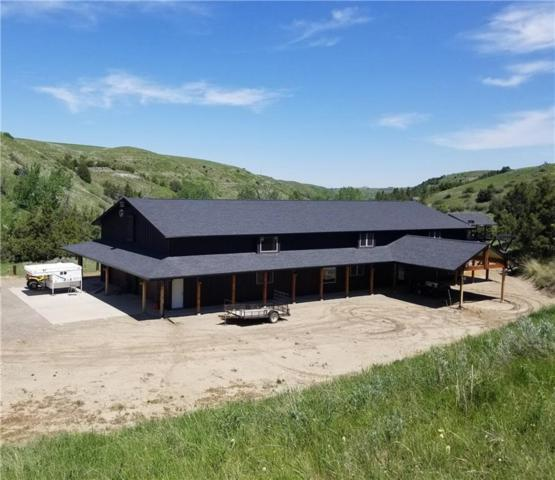 4442 Juniper Cir, Billings, MT 59101 (MLS #298194) :: The Ashley Delp Team