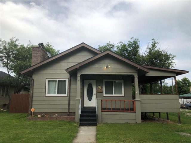 812 3rd Street W, Roundup, MT 59072 (MLS #298274) :: The Ashley Delp Team
