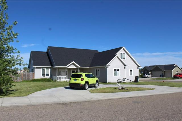 974 N Payton Avenue, Hardin, MT 59034 (MLS #298299) :: The Ashley Delp Team