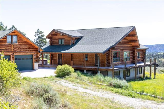 22 Bobcat Plateau Road, Columbus, MT 59019 (MLS #298334) :: The Ashley Delp Team
