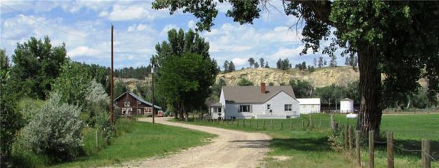 0 Old Musselshell River Rd., Other-See Remarks, MT 59059 (MLS #298361) :: Realty Billings