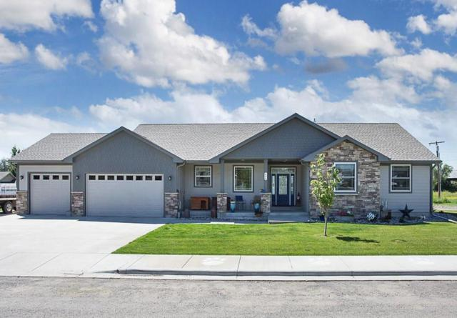 406 W 8th Ave, Roundup, MT 59072 (MLS #298596) :: Realty Billings